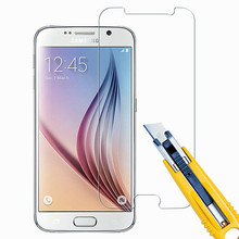 9H 0.3mm Tempered Glass For Samsung Galaxy S7 S6 S5 S4 S3 Tempered Glass For Samsung Galaxy Note 5 4 3 Screen Protector  Film