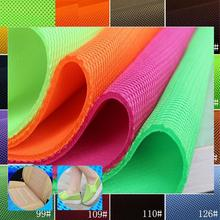 YACK 3D Air Spacer Sandwich Mesh Fabrics PET Hygrolon Heavy Seat Cover Soft Thick Breathable Sport Wear 155CM Wide 230G/M2 3MM(China)