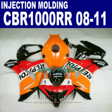 repsol decal Fairing kit For Honda cbr1000rr 2008 2009 2011 08 09 11 (EMS free) Injection Mold fairings +7gifts 103