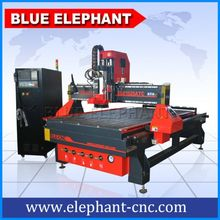 Hot sale 4*8ft linear ATC wood cnc router machine , 1325 3d cnc router for furniture equipments