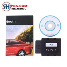 2017 Car Styling PSA-COM PSACOM Bluetooth Diagnostic and Programming Tool Replacement of Lexia-3 PP2000 lexia 3 free shipping