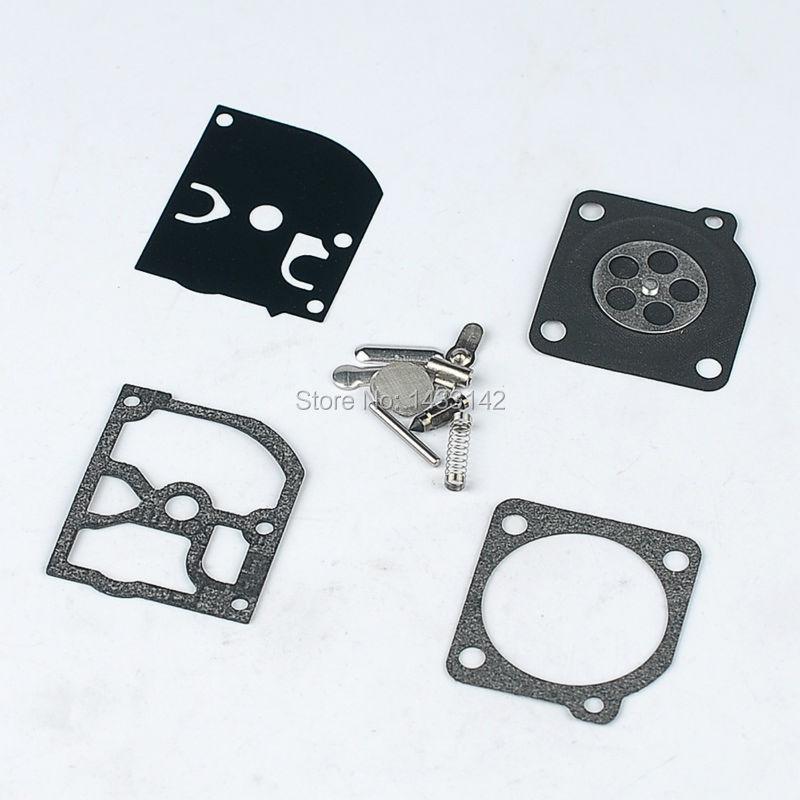 RB-38 Carb Repair Rebuild Kit For Husqvarna 136 137 141 142 S25AV S25DA PP221LE 730 735 740 on ZAMA C1Q Carburetor<br><br>Aliexpress