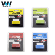 NitroOBD2 EcoOBD2 ECU Chip Tuning Box for Benzine/Diesel Cars Nitro OBD2 Eco OBD2 More Power Torque and Fuel Save