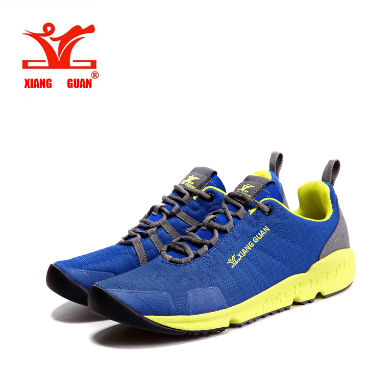 2016 Original XIANGGUAN Unisex Trail Running Shoes Classic Mesh Athletic Trainers Breathable Lightweight Sports Sneakers 36-44<br><br>Aliexpress