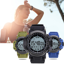 Buy Zeblaze Hiking Sports Smart Watch IP67 Waterproof Bluetooth 4.0 Fitness Watch Android iOS Smartwatch Original MUSCLE for $29.45 in AliExpress store
