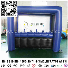 Popular archery inflatable game hoverball archery sports For shooting