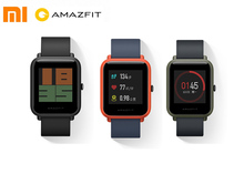 Xiaomi Amazfit Smart Watch Youth Edition Bip BIT PACE Lite Bluetooth 4.0 GPS Heart Rate Monitor 45 Days Standby IP68 drop ship