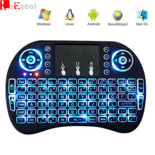 Original Mini i8+2.4GHz Wireless Keyboard Air Mouse Touchpad Handheld for Android TV BOX PC Remote Controller for PS3 Xbox 360
