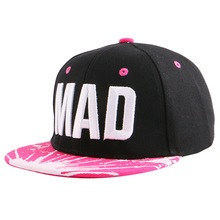 big discount  new design  letter hip hop novelty snapback cap for children boy girl simple embroidery baseball caps hats
