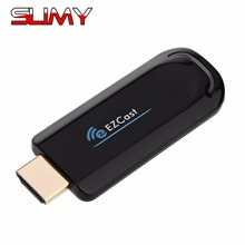 Best Ezcast 5G Best Smart TV Stick Dongle Miracast HDMI Mirror TV Airplay DLNA for Android IOS Window OS better than Android Box(China)