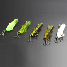 2017 New Arrival EA14 5pcs Fishing Locust Lures Set Spinner Baits CrankBait Bass Tackle Hook Fishing Lures