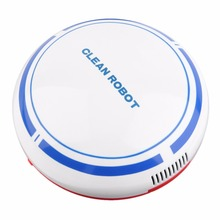 Rechargeable Vacuum Cleaner Smart Automatic Robotic Floor USB Mini Automatic Sweeper Dust Sweeping Machine Household Sweep Robot(China)