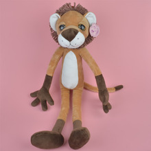 55cm Forest Lion Plush Toy, Baby Gift, Kids Toy Wholesale with Free Shipping