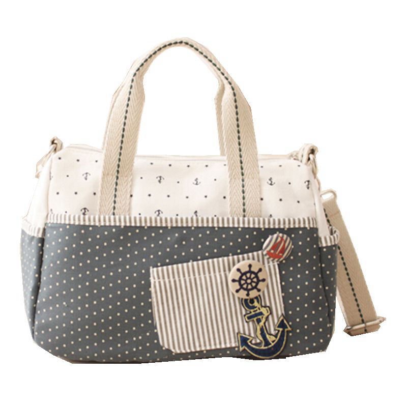 2017 New Fashion High Quality Canvas Handbag Women Messenger Bags Fresh Girls School Student Shoulder Bag Free Drop Shipping<br><br>Aliexpress