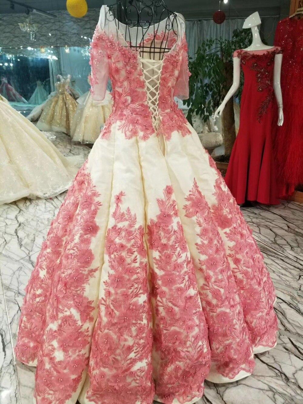 abito da sposa champagne