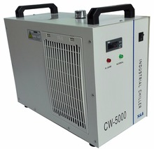 High Efficiency CO2 Laser Machine chiller cw5000 for Laser Cutting and Engraving machine