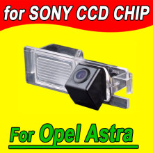 For Opel Astra/Corsa/Zafira/Vectra Car rear view Camera back up reverse for GPS DVBT radio waterproof fully NTSC form