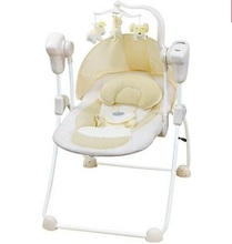 Automatic Baby Vibrating Chair Musical Rocking Chair Electric Recliner Cradling Baby Bouncer Swing with remote control