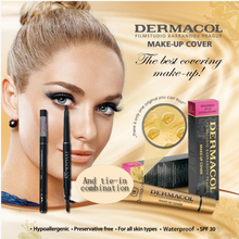 DERMACOL MAKE-UP COVER Legendary high covering make-up natural looking finish for your entire face and body