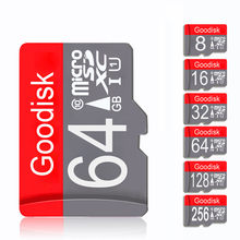 Hot Micro SD Card 128Gb Class 10 High Speed Micro sd Card 64GB 32GB 16GB 8GB Memory Card TF card For Smart phone/camera