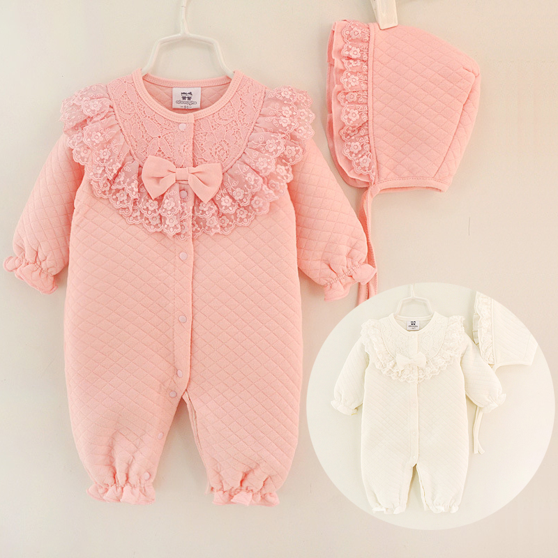 2017 new arrival baby clothes high quality princess infant formal dress outfit ropa bebe recien nacido newborn baby girl romper<br><br>Aliexpress