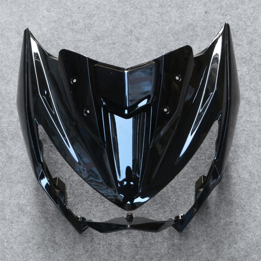 Front Upper Fairing Headlight Cowl Nose Kit Fit for Kawasaki Z1000 2014-2016 15