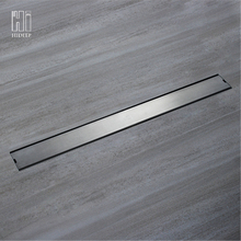 HIDEEP Odor-resistant Floor Drain Cover Rectangle SUS304 Stainless Steel Shower Floor Grate Drain Linear Floor Drain(China)