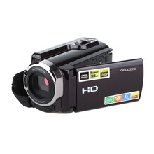 HDV-5053STR Portable Camcorder Full HD 1080p 16x Digital Zoom Digital Video Camera Recorder DVR with Wifi Max.20MP Touch Screen(China)