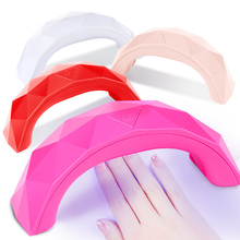 New fashion Nail mini led light therapy machine fast roasted nail polish drying device USB nail rainbow lights