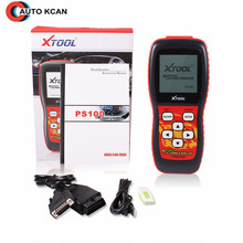 Original XTOOL PS100 CAN OBDII/EOBDII Scanner PS 100 Code Readers & Scan Tools Free Shipping