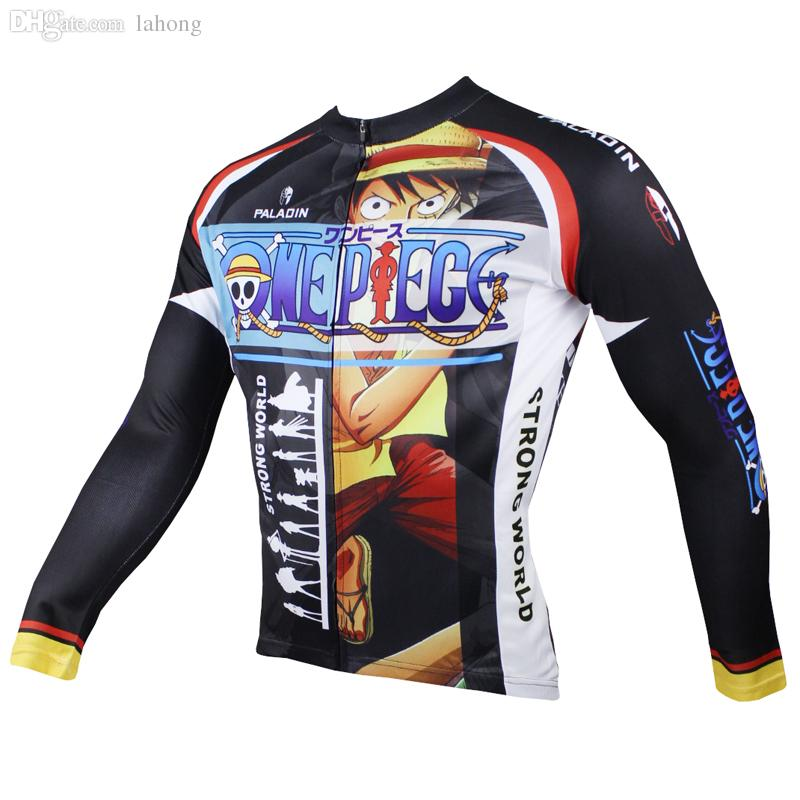 17competitionNew Mens Long Sleeves Cycling Jersey HOT Healthy cycling Clothing For Luffy Style 1 Hot cycling jerseys Sport<br><br>Aliexpress