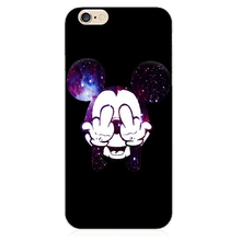 5/5S/SE High Quality Bad Mickey Silicon Cover Case For Apple iPhone 5 5S SE iPhone5S Cell Phone Shell Cases Magic Pretty Funy