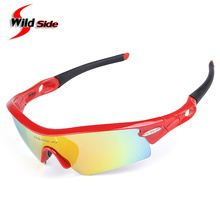 Buy OBAOLAY Unisex Gafas Ciclismo 5 Lens Sport Glasses Professional Detachable Men's Outdoor Polarized Cycling Sunglasses Eyewear for $14.38 in AliExpress store
