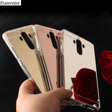 Buy Mate 10 cases Ultra Thin Luxury Bling Mirror Silicon Case Huawei Mate 10 Lite Pro Mate 9 8 7 Soft Clear TPU Back Cover capa for $1.27 in AliExpress store