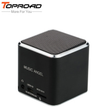 TOPROAD Mini Portable enceinte Speaker caixa de som HIFI Subwoofer Speakers FM TF MP3 Music Player Sound Box For Phone PC Tablet(China)