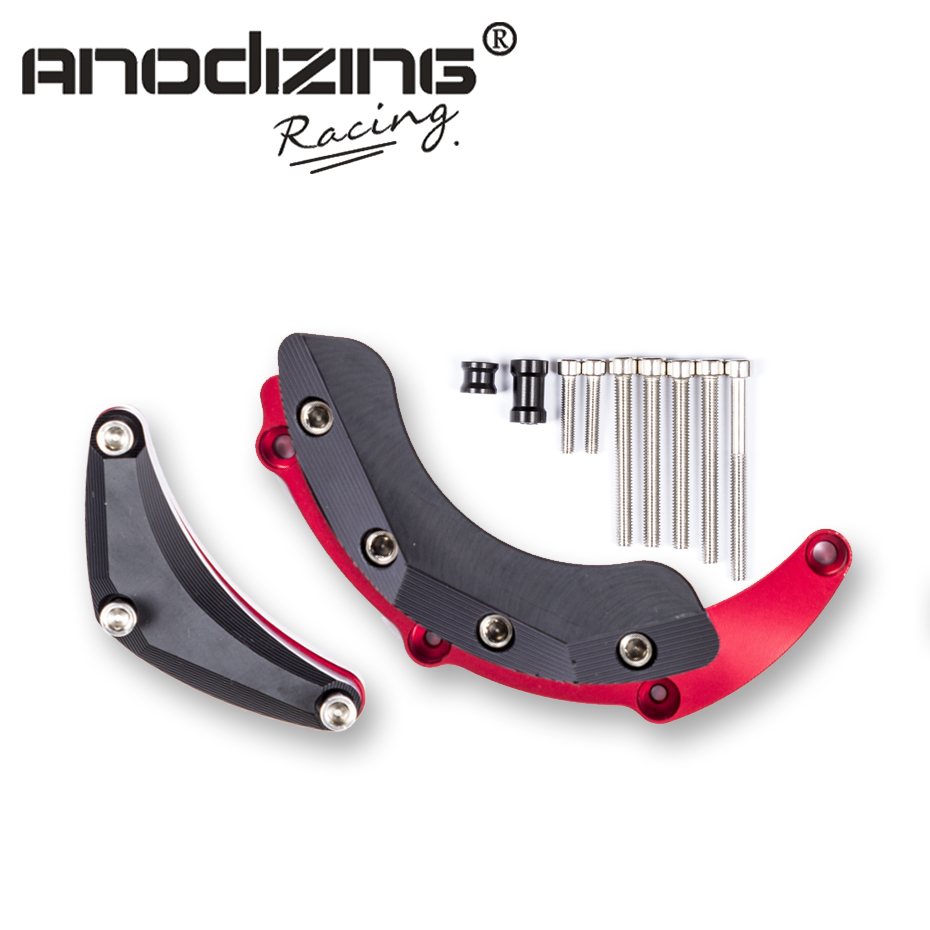 free shipping Motorcycle Engine Guard For YAMAHA MT-09 FZ-09 MT09 Tracer XSR900 2014-2017 Engine Slider Cover Protector Set<br>