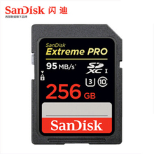 SanDisk Extreme PRO SD card 128GB 64GB 32GB 16GB 256GB SDHC Memory Card UHS-I High Speed 633X Class 10 95MB/s V30 for camera