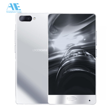 Doogee MIX 6G RAM 64GB ROM 16.0MP Mobile Phone 5.5 Inch IPS Smartphone Android 7.0 3380mAh FDD 4G Fingerprint Unlock CellPhone(China)