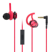 New Listing In Mp3 Mobile Phone Headset Headset Universal Metal Wire Of High Quality Bass Earplugs 5pcs/lot