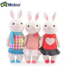 2017 8 Style 35cm Tiramisu Rabbit Plush Toys Metoo Doll Kids Gifts Stuffed Animal Lamy Rabbit Toy Birthday Christmas Gifts