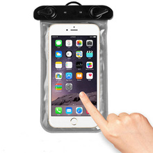 Universal Waterproof Phone Bag Case Cover Mobile Phone Pouch For Lenovo S890 Underwater Swimming Diving Sealed Bag For S890(China)