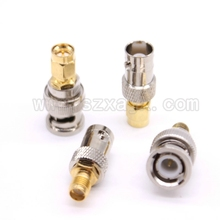 The factory sales 4pcs/set BNC to SMA adapter BNC male female to SMA male Plug female Jack RF connector 4 type fast ship