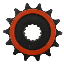 14T High Performance Motorcycle Front Sprocket for SUZUKI LT 250 R Quadracer 1985-1992(China)