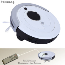 PAKWANG A380 Intelligent Robot Vacuum Cleaner for Home and Garden,Lithium Battery Long Working Time Auto Recharge Vacuum Cleaner