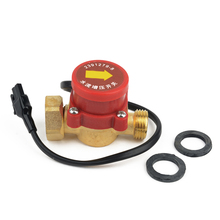 Mayitr 1pc Durable Circulation Pump Water Flow Sensor Switch Male Thread Connector 220V 120W(China)