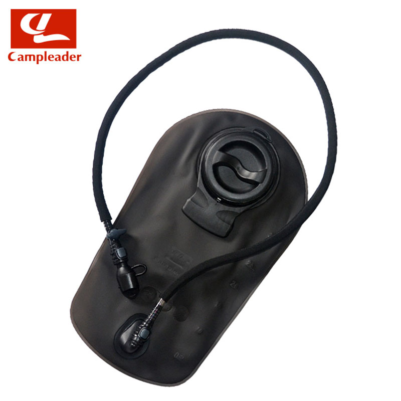 Campleader Outdoor 3L Water Bag Thicker TPU Mouth Bag Hydration Sports Bladder Camping Hiking Climbing Military Bags of Water<br>