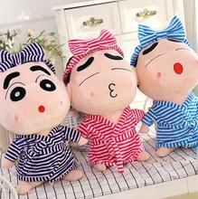 35cm Toy Gift Crayon Shin Chan Stuffed Toys  Model Plush Dolls Decorations