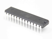1pcs/lot ATMEGA328P-PU CHIP ATMEGA328 Microcontroller MCU AVR 32K 20MHz FLASH DIP-28