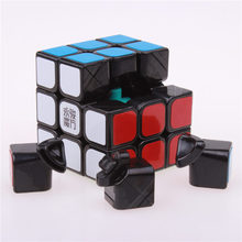 Original Moyu&YJ chilong Magic Speed Cube 3x3x3 Enhanced Edition 3 Layer Smooth Magic Cube Professional Competition Puzzle Cube