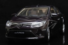 Diecast Car Model New Toyota Vios 1:18 (Purple) + SMALL GIFT!!!!!